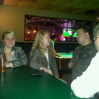 Photo taken at Sparky's Lounge by Amber S. on 10/20/2012