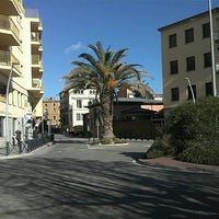 Photo taken at Plaça Farners by Dixie P. on 1/15/2013