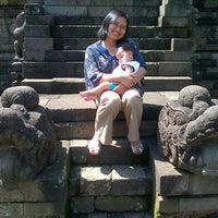 Photo taken at Kidal temple by Merry S. on 4/26/2013
