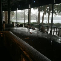 Photo taken at Relax Grill At Lake Eola by Brittany J. on 2/24/2013