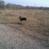 Photo taken at Rice Creek Dog Park by Craig B. on 11/22/2012