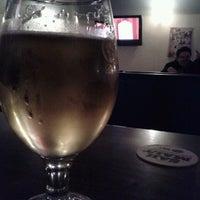 Photo taken at Sanat Cafe & Bar by Gonen K. on 1/13/2013