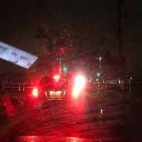 Photo taken at 森戸二丁目交差点 by (゚∀゚) on 12/5/2017