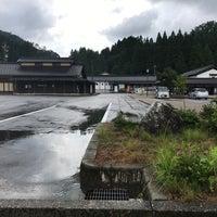 Photo taken at 道の駅 一向一揆の里 by (゚∀゚) on 8/19/2017