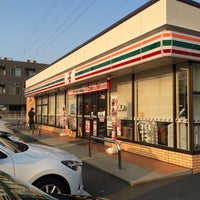 Photo taken at 7-Eleven by (゚∀゚) on 3/5/2016