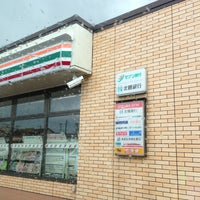 Photo taken at 7-Eleven by (゚∀゚) on 4/21/2013