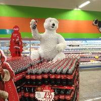 Photo taken at Supermercado Bretas by André F. on 12/12/2013