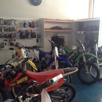 Photo taken at Dakar Motos by André F. on 11/21/2014