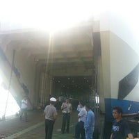 Photo taken at KMP. Port Link V by IB A. on 8/19/2013