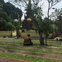 Photo taken at Pura Aditya Jaya by IB A. on 8/7/2016