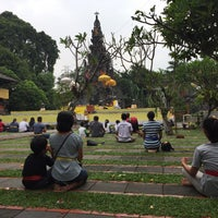 Photo taken at Pura Aditya Jaya by IB A. on 8/28/2016