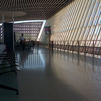 Photo taken at Aéroport Pôle Caraïbes (PTP) by Rose D. on 9/14/2012