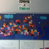 Photo taken at Colégio Criação by Jussara A. on 12/8/2012