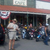 Photo taken at Bell Buckle Cafe by Martha S. on 6/16/2013