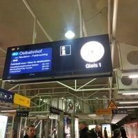 Photo taken at S Flughafen München by Mitch S. on 12/11/2012