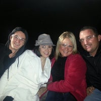 Photo taken at Haunted Field Of Screams by Marni V. on 10/21/2012