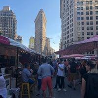 Foto scattata a Mad. Square Eats da Mihai il 9/15/2018