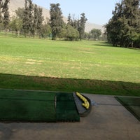 Photo taken at Granja Azul Golf Club by Enrique C. on 7/9/2013
