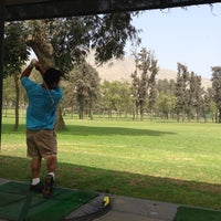 Photo taken at Granja Azul Golf Club by Enrique C. on 5/30/2013