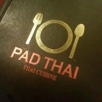 Photo taken at Pad Thai by Rudimus R. on 11/26/2016