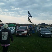 Photo taken at Purdue Tailgating Intermural Fields by Rudimus R. on 10/29/2016