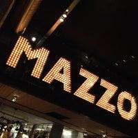 Photo taken at Mazzo by Zeyda B. on 2/22/2013