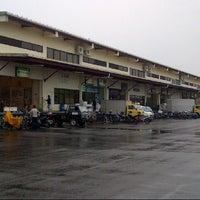 Photo taken at Terminal Cargo Bandara Juanda by Agus C. on 12/15/2012