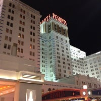 Photo taken at Resorts Casino Hotel by Lace L. on 3/27/2013