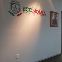 Photo taken at Secretaria de Economía by Xerardo R. on 12/12/2017