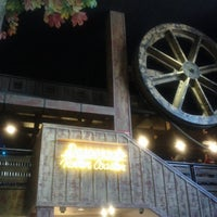 Photo taken at The Desperado Roller Coaster by Christine R. on 8/16/2013