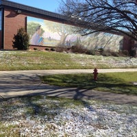 Photo taken at Durham Tech. White Building by Shannon M. on 1/22/2014