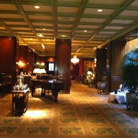 Photo taken at The Adolphus by Fredrik O. on 3/3/2013