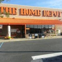 Photo taken at The Home Depot by de815 on 10/1/2012
