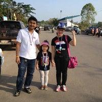 Photo taken at ที่ว่าการอำเภอหลังสวน จ.ชุมพร by ณัฏฐนันท์ ค. on 1/16/2014
