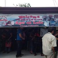 Photo taken at Apo ni Lola Durian Delicacies by Marian B. on 9/27/2012