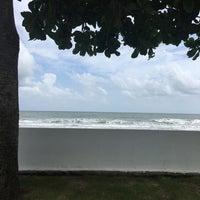 Photo taken at Rattanapura Beach Resort by Jazzjaa D. on 6/10/2017