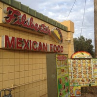Photo taken at Filiberto's Mexican Food by Jordan C. on 3/1/2014