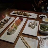 Photo taken at Kabuki Japanese Restaurant by Jordan C. on 1/26/2013