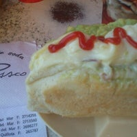 Photo taken at Fuente de Soda Cevasco by Eduardo C. on 12/16/2012