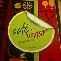 Photo taken at Cafe Vihar by Hitesh B. on 7/26/2013
