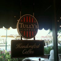 Photo taken at Tully's Coffee by Denis G. on 4/27/2013