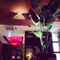 Photo taken at Hotel Coco Grand Ueno Shinobazu by alice on 7/28/2014