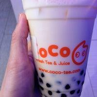 Das Foto wurde bei CoCo Fresh Tea & Juice von Boopakorn P. am 4/20/2013 aufgenommen