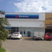 Photo taken at Banamex by Manuel E. on 8/8/2016