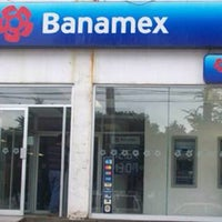 Photo taken at Banamex by Manuel E. on 7/25/2016