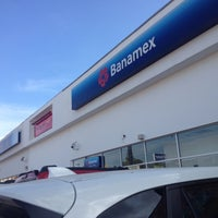 Photo taken at Banamex by Manuel E. on 12/5/2016