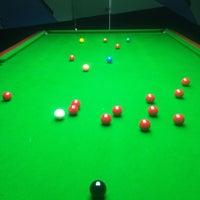 Photo taken at Golden Break Snooker & Pool Club by fared k. on 2/21/2016