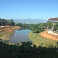 Photo taken at Mae Fah Luang University by Jang W. on 1/24/2013