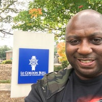 Photo taken at Le Cordon Bleu College of Culinary Arts Atlanta by Hassan J. on 10/24/2015