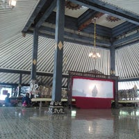 Photo taken at Bangsal Srimanganti Kraton Yogyakarta by banana a. on 3/1/2014